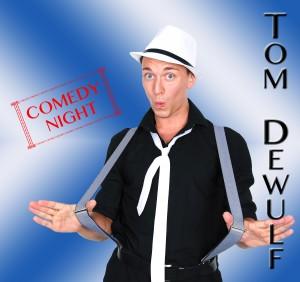 Tom DVD Hülle